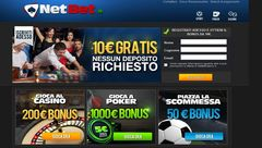 Netbet Screenshot