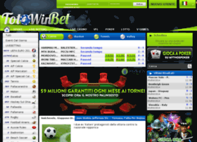 Totowinbet Screenshot