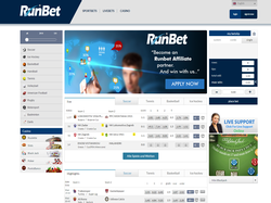 Runbet Screenshot