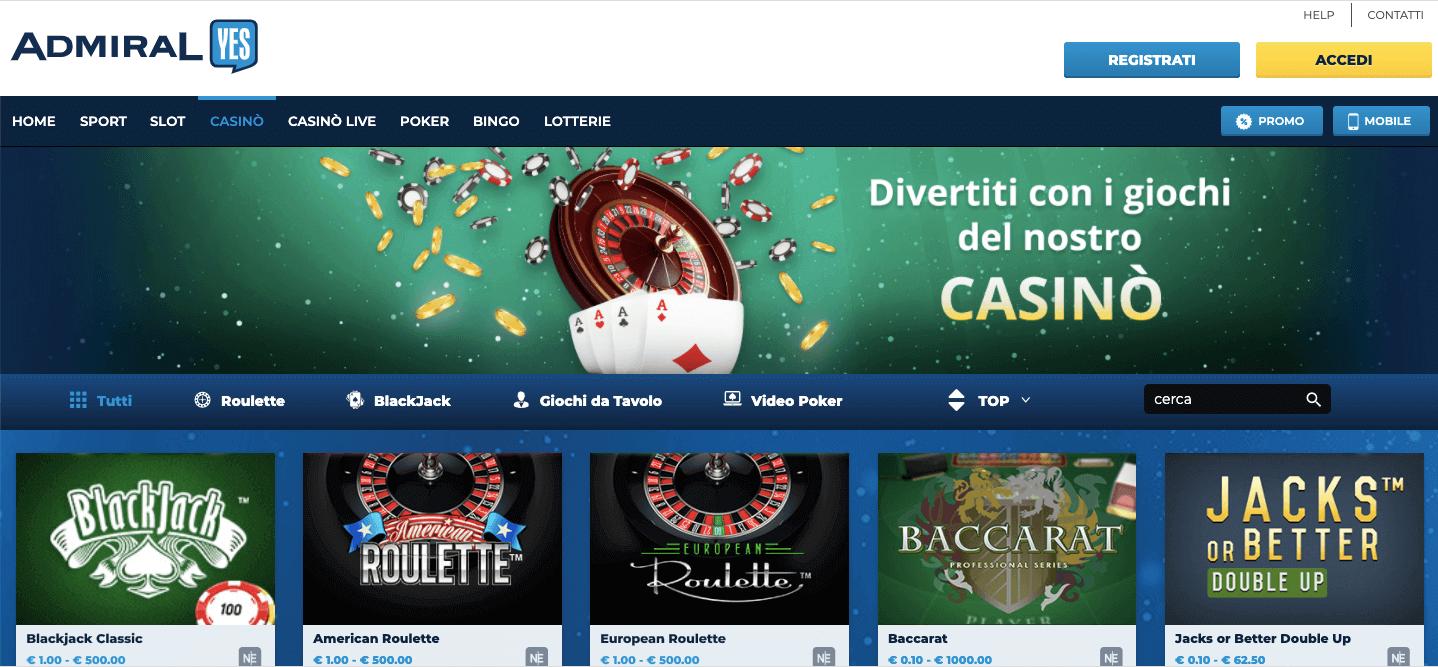 Sportyes casino