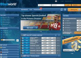 Betworld Screenshot