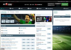Betstars Screenshot