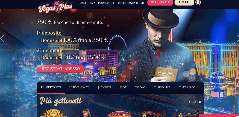 VegasPlus Screenshot
