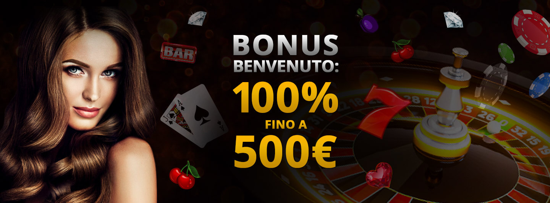 18bet casino bonus benvenuto