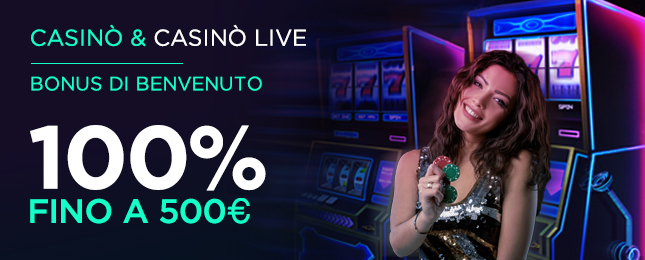 cbet casino bonus benvenuto