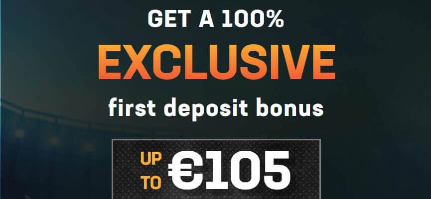 Buff.bet Welcome bonus