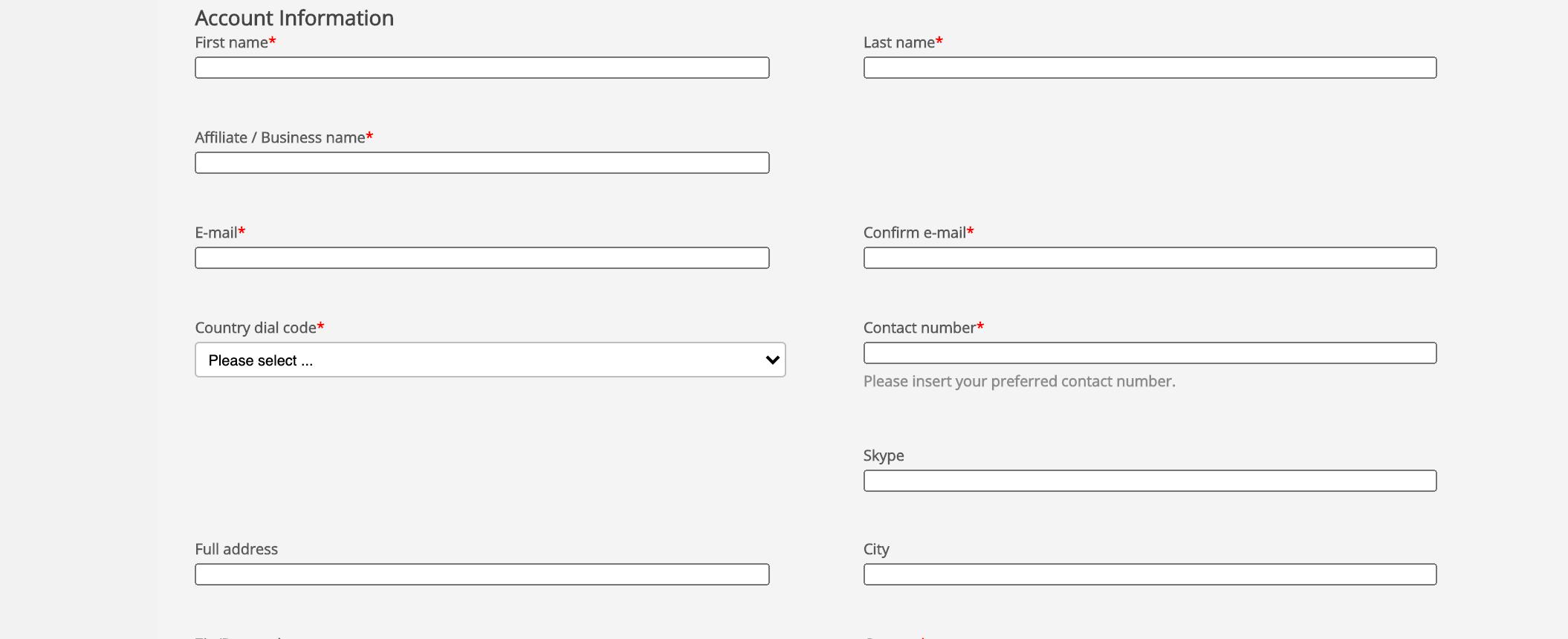 stakepartners registrazione