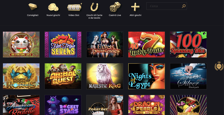 Club Lounge Casino slot