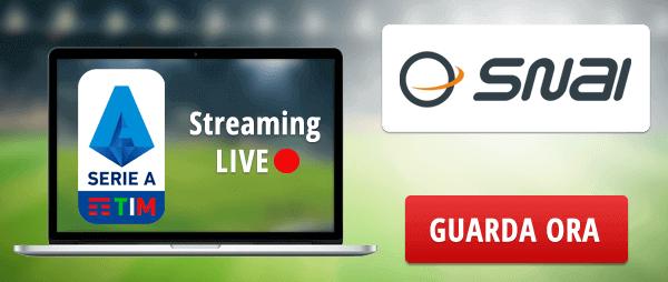 streaming snai serie a 2020-2021