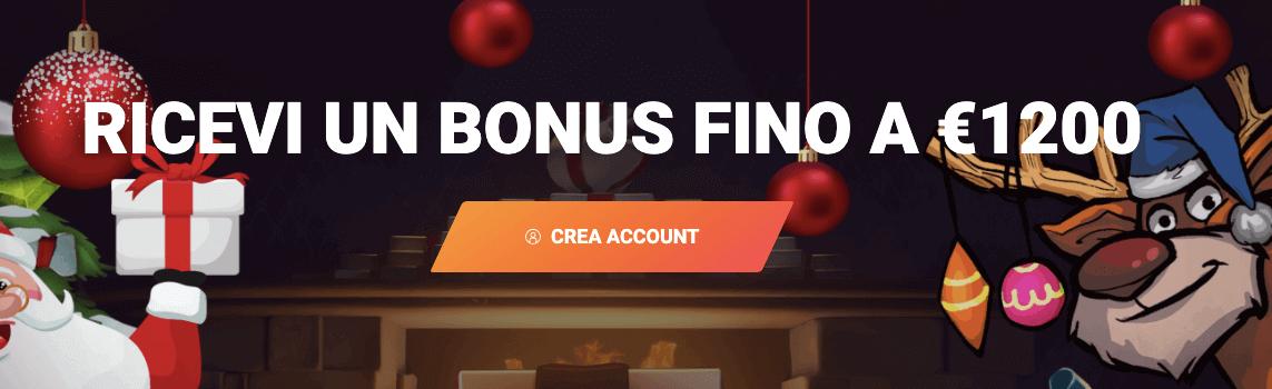 Casinonic Casinò Bonus Benvenuto