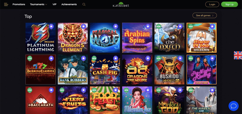 Katsubet Casino Slot