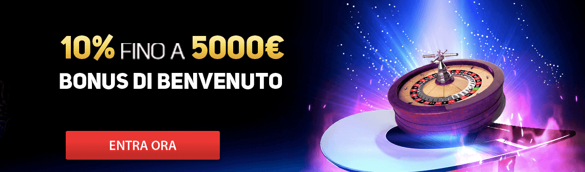 Magicazz Casino Bonus Benvenuto