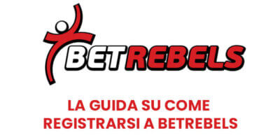 La guida su come registrarsi a Betrebels