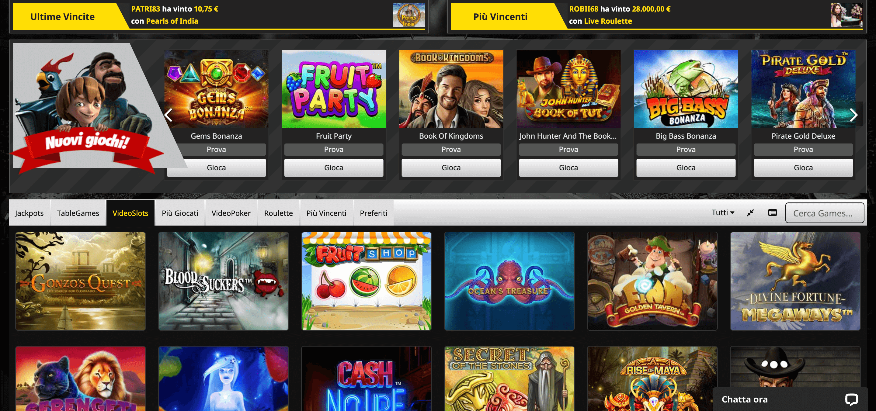 Prewin Casino Slot