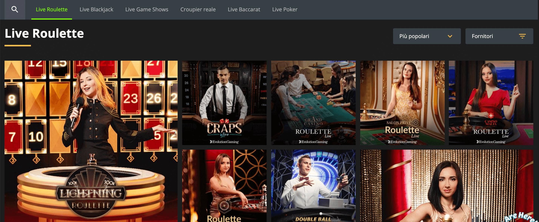 Weltbet Casino Slot Live