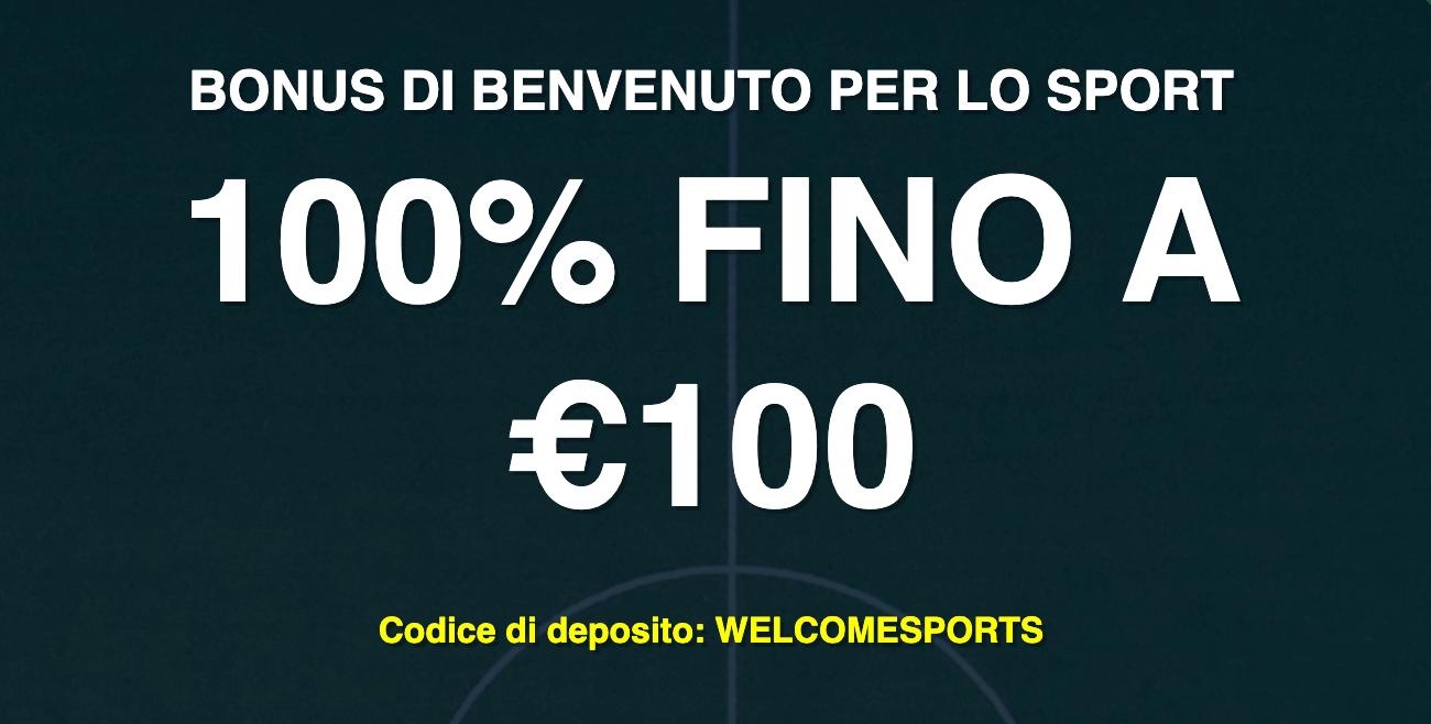 Slots N Bets Bonus Benvenuto