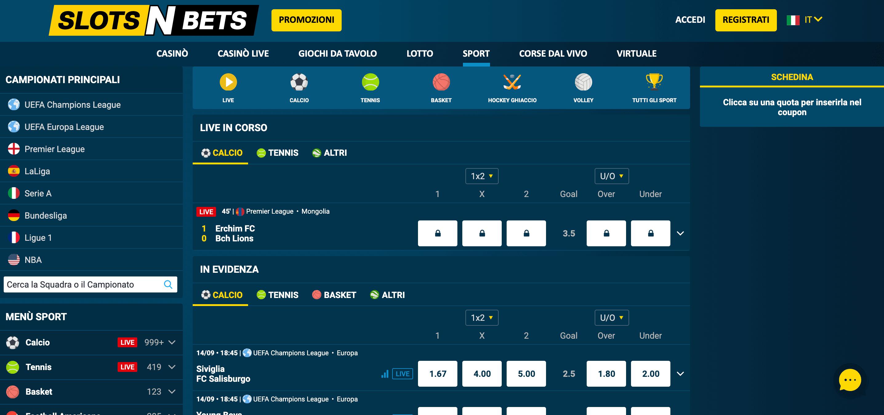 Slots N Bets Screenshot