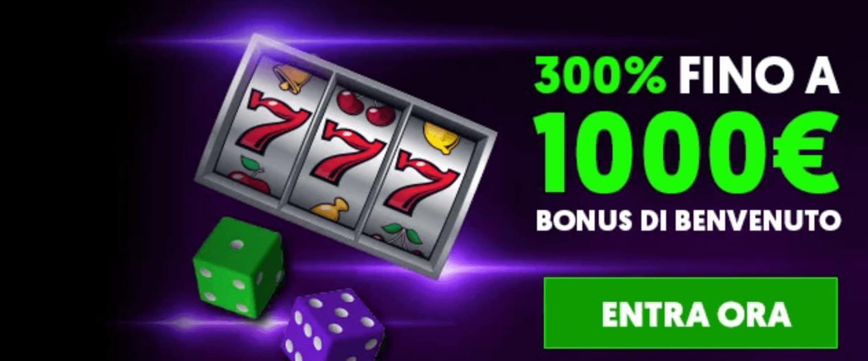 Cashpot Casino Bonus Benvenuto