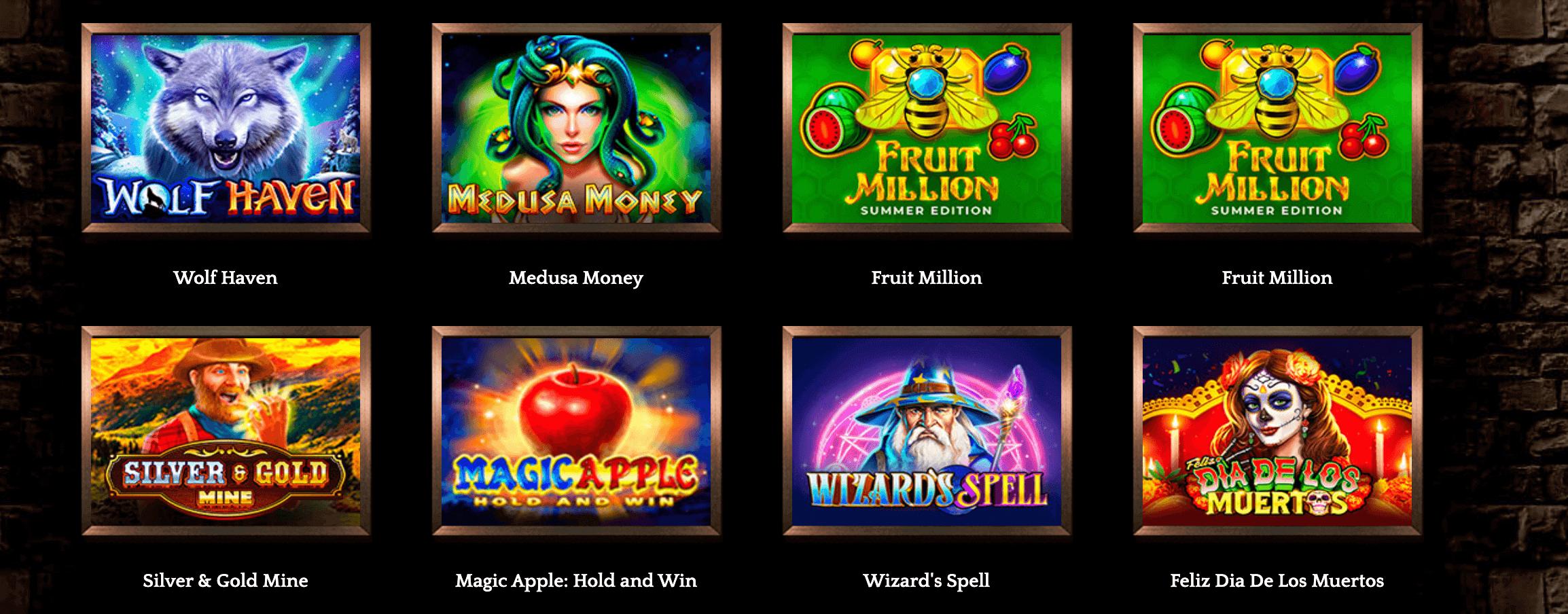 Golden Axe Casino Slot